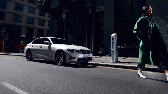 BMW 3er Limousine Plug-in-Hybrid