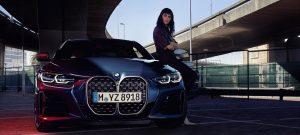 BMW 4er Banner