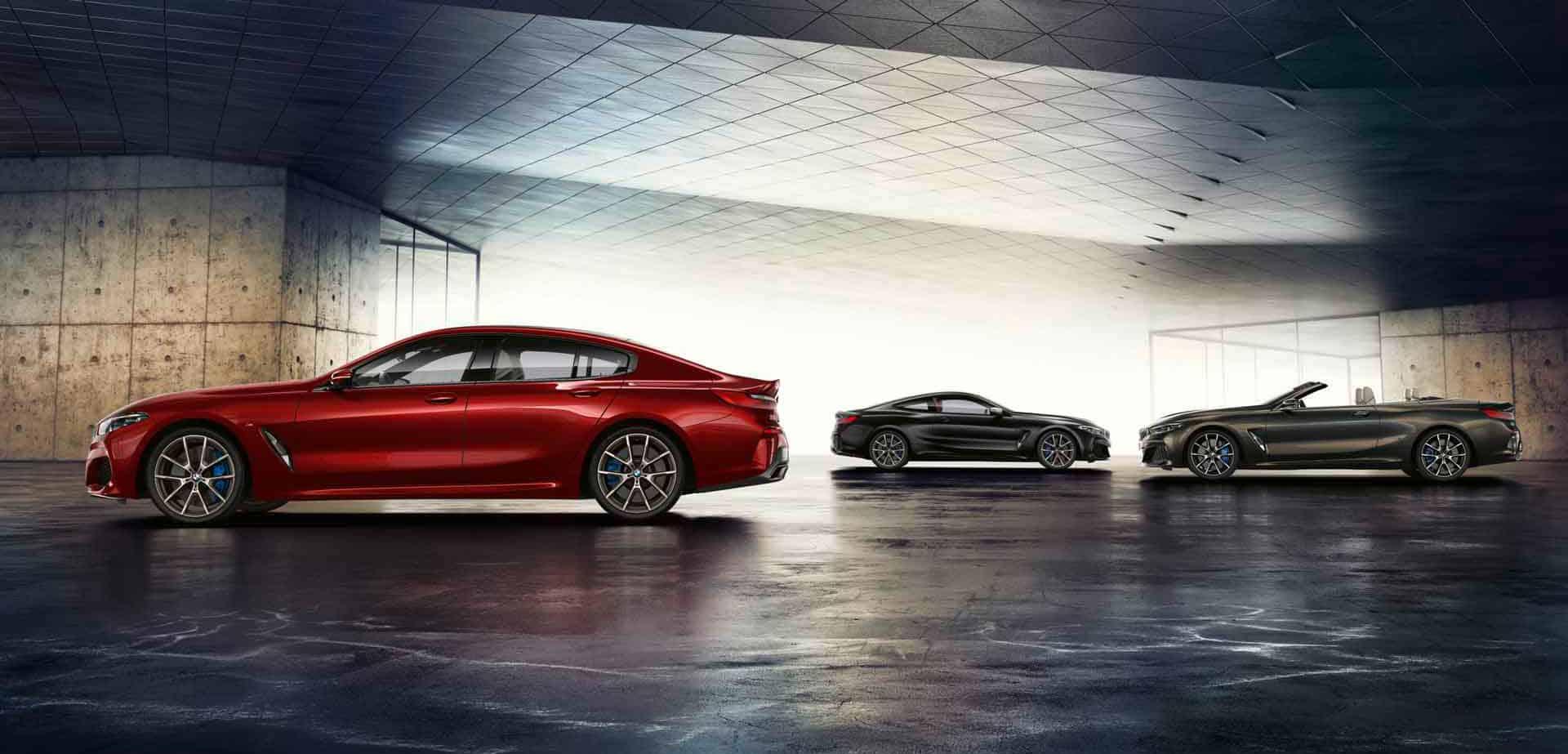 BMW 8er Banner