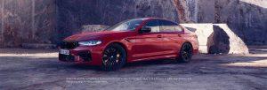 BMW M5 Banner