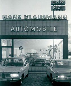 Eingang Glockenspitz bis 1983