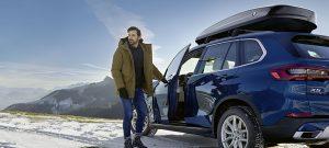 BMW Herbst Winter