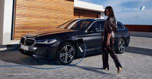 BMW 5er Touring PHEV
