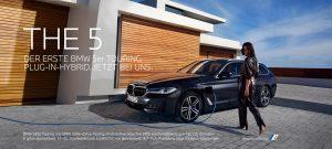 BMW 5er Touring PHEV Banner