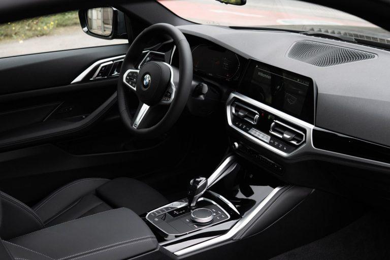 Der neue BMW 4er