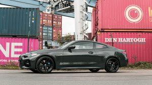 BMW 4er Vorstellung