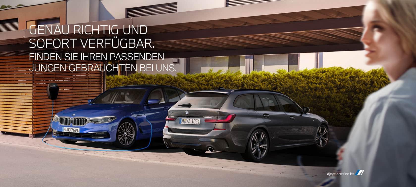 Junge Gebrauchte BMW
