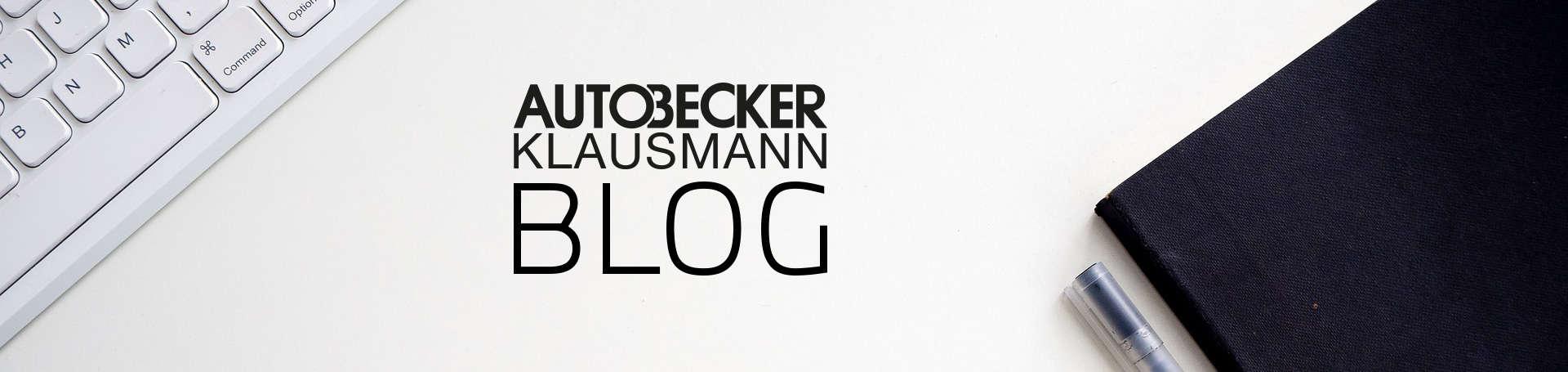 Auto Becker Klausmann Blog