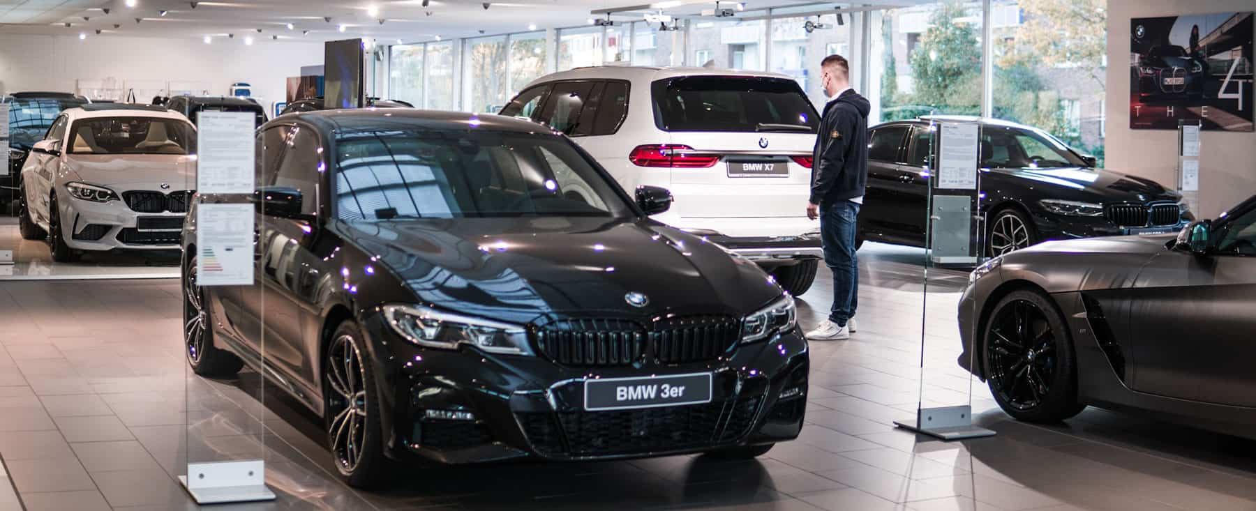 Auto Becker Klausmann geöffnet