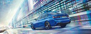 Blue Weeks BMW