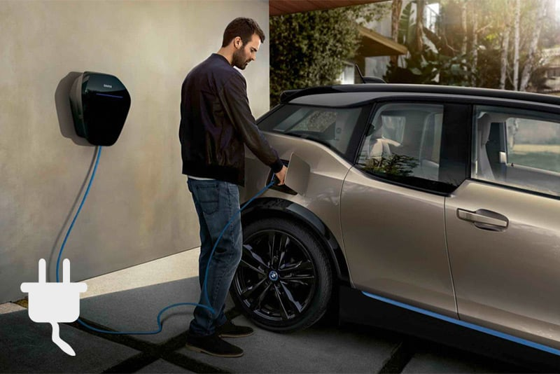 BMW i3 Blue Weeks