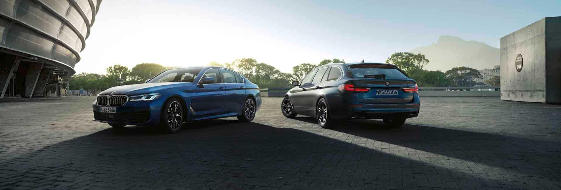 BMW 5er Gebrauchtwagenaktion