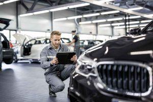 Sicherheitscheck BMW