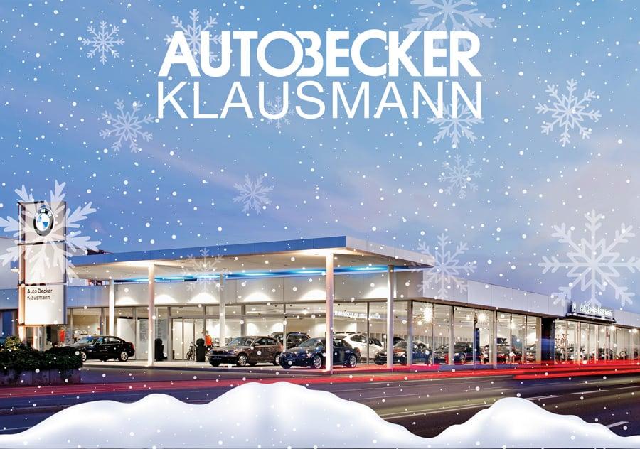 Auto Becker Klausmann Adventskalender