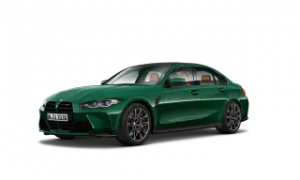 BMW 3er Limousine M Automobile