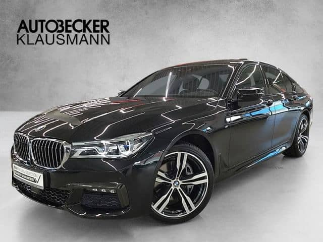 BMW 740d xDrive