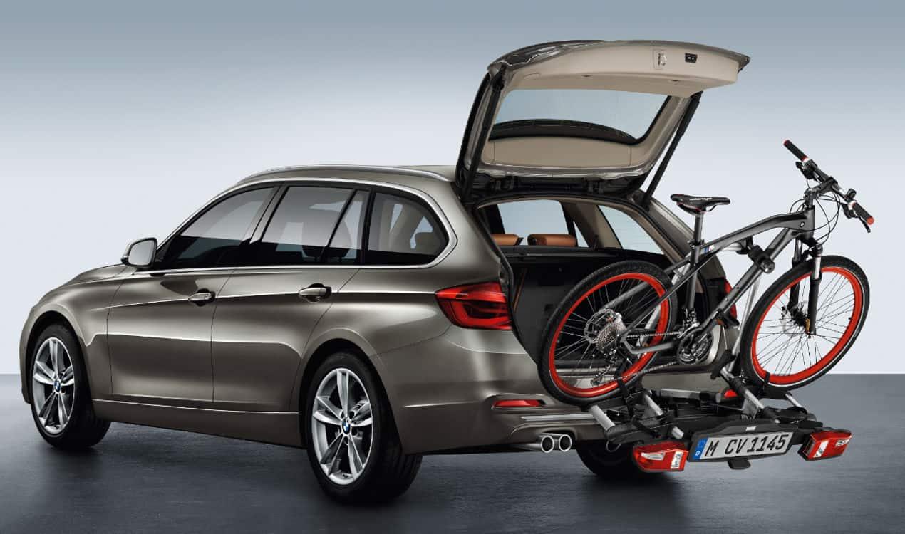 Fahrradheckträger BMW