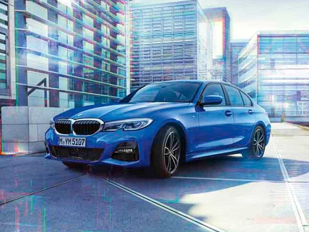 BMW 3er Limousine Gewerbe