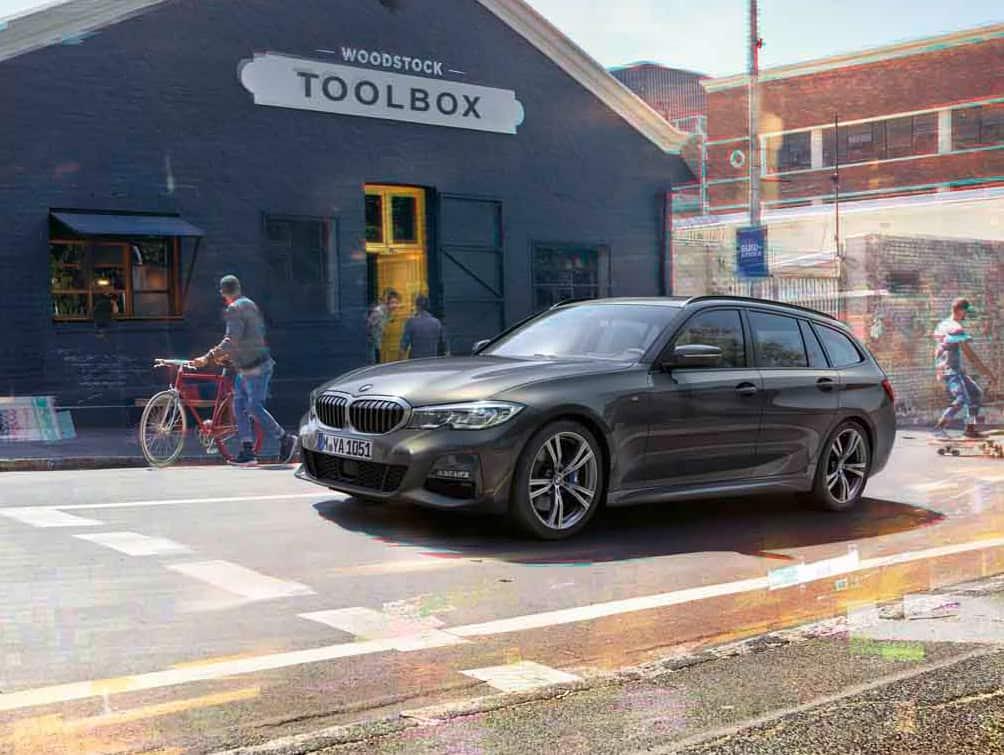 BMW 3er Touring Gewerbe