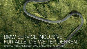 Service Inclusive BMW