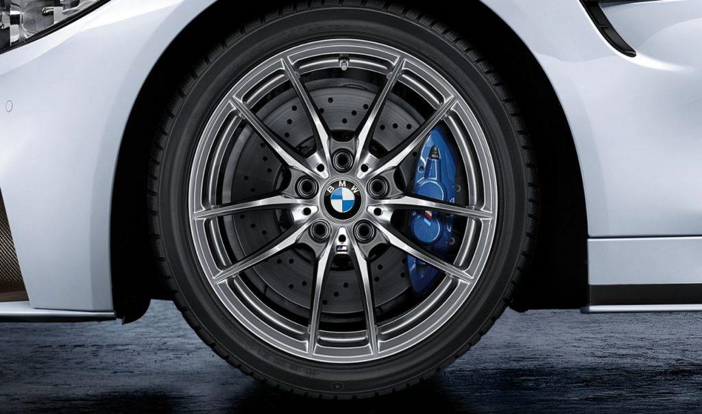 BMW Winterkomplettrad V-Speiche 640
