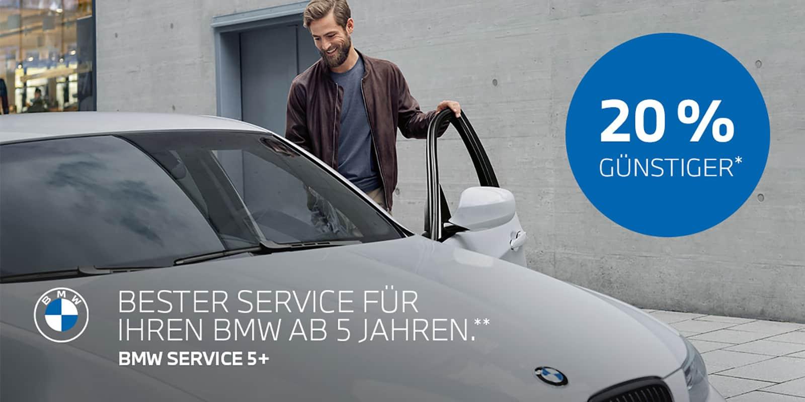 BMW Service 5 Jahre+