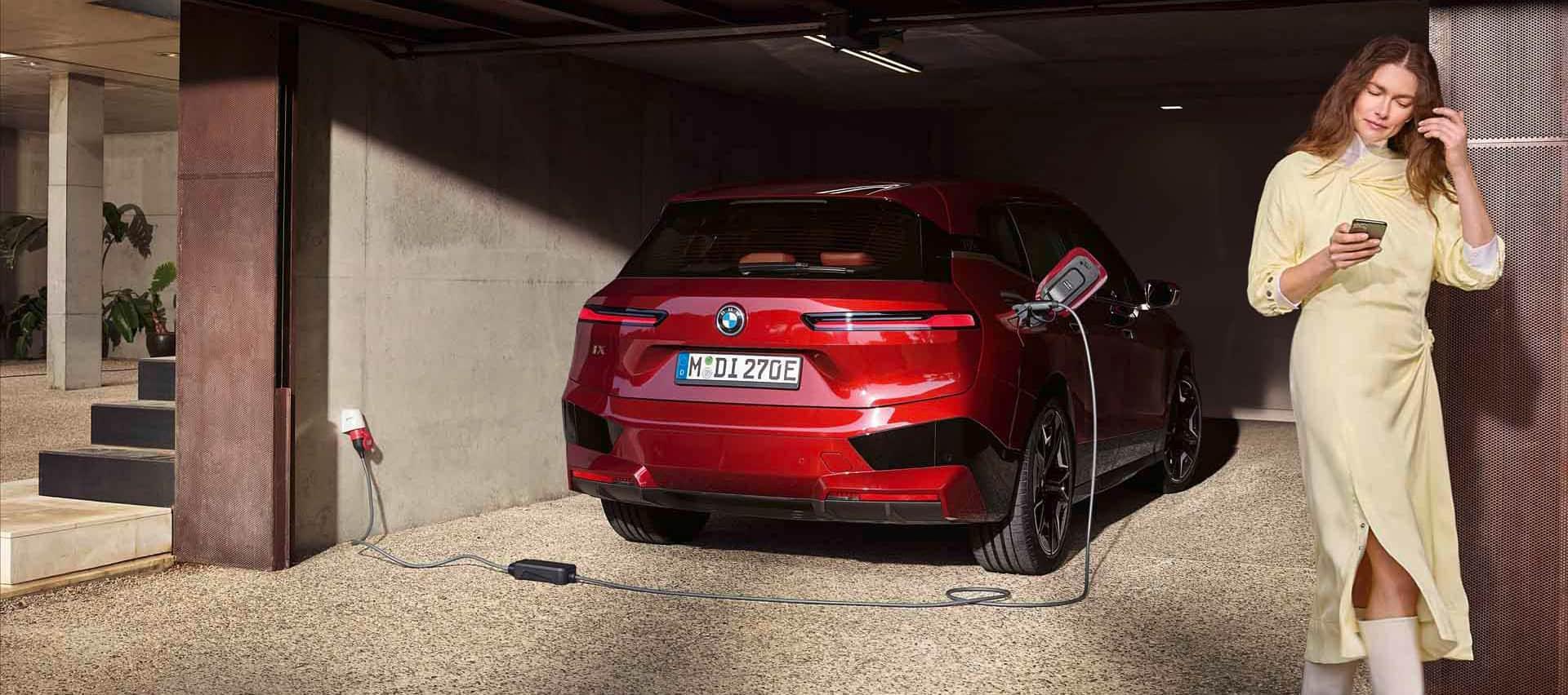 Elektromobilität BMW