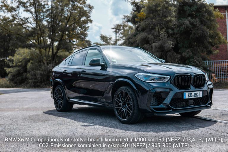 BMW X6M Competiton