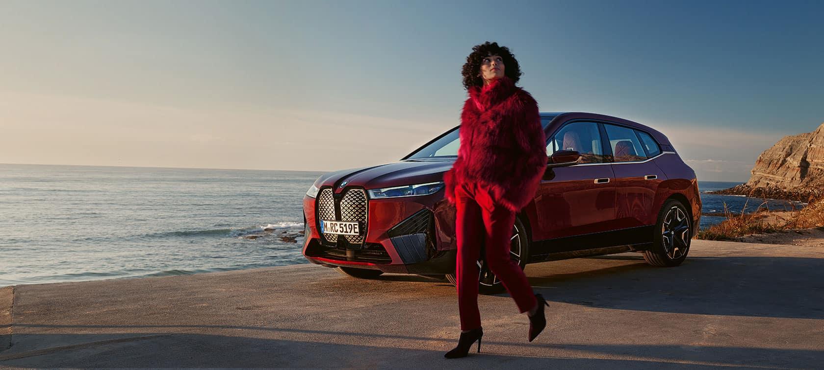 BMW iX Stageteaser