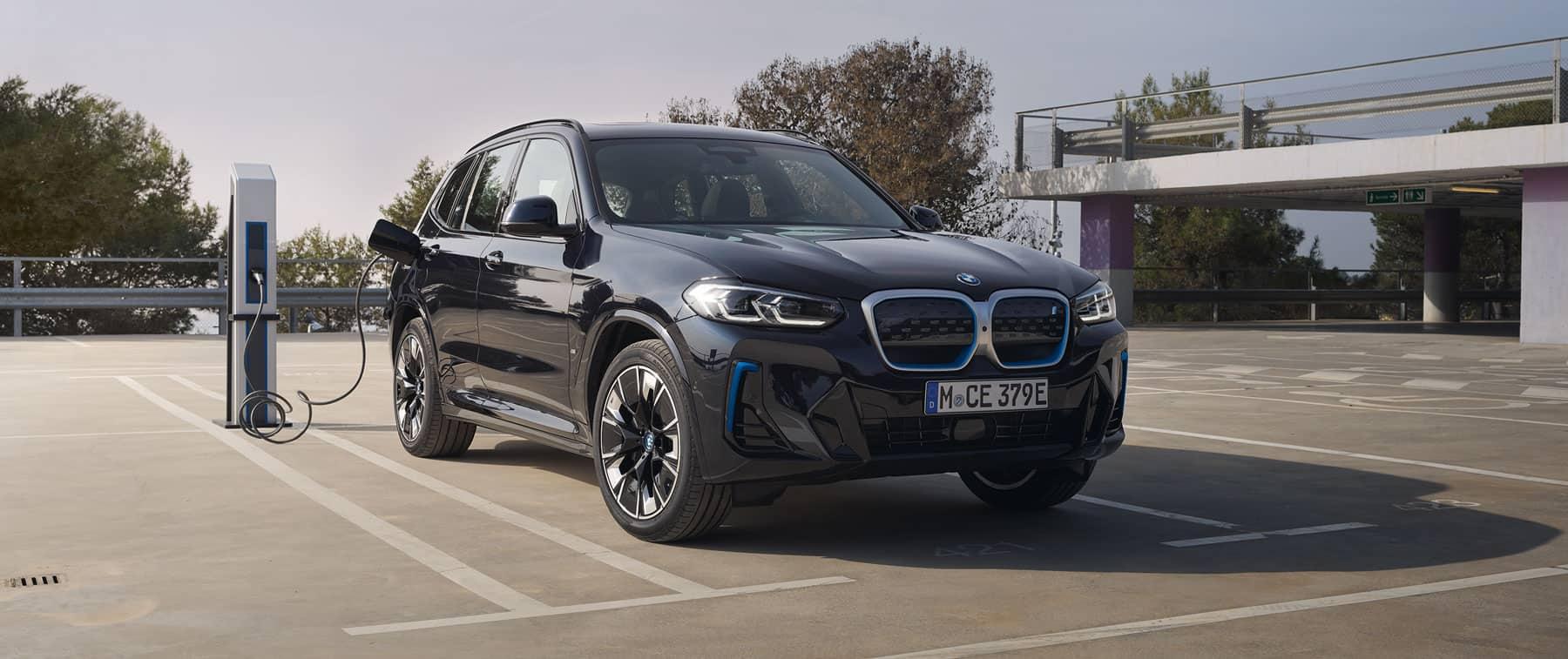 BMW iX3 Stageteaser